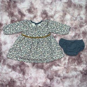 💜Baby girl dress 3 months